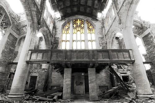 church decay